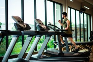 Spending too much time on the treadmill