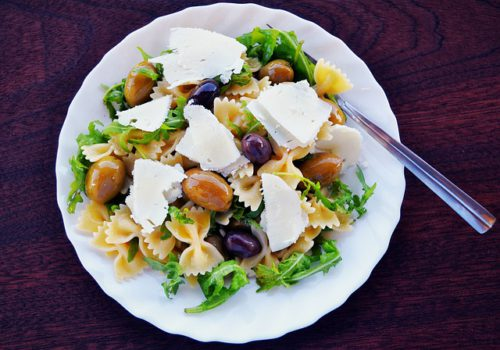List of Foods for Mediterranean Diet and what it is?