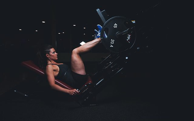 Full Leg Workout Routine. How to Get Strong Legs